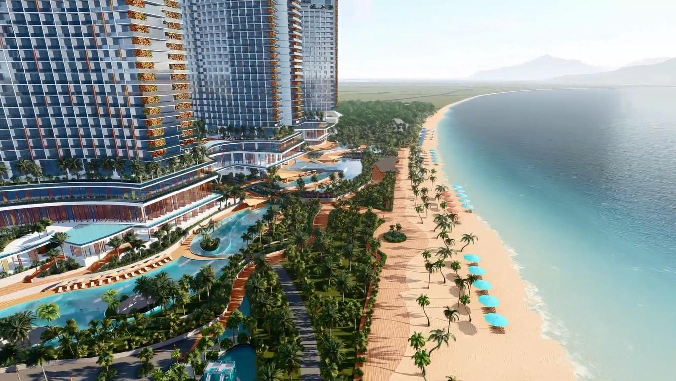 Dự án Sunbay Park Phan Rang Ninh Thuận được tích hợp hàng loạt những tiện ích dịch vụ cao cấp hàng đầu khu vực đạt tiêu chuẩn quốc tế
