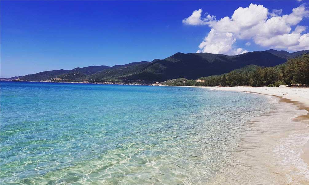 Nét đẹp biển Phan Rang Ninh Thuận