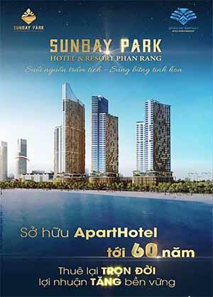 Sunbay Park Ninh Thuận - Thuê lại trọn đời, lợi nhuận tăng bền vững